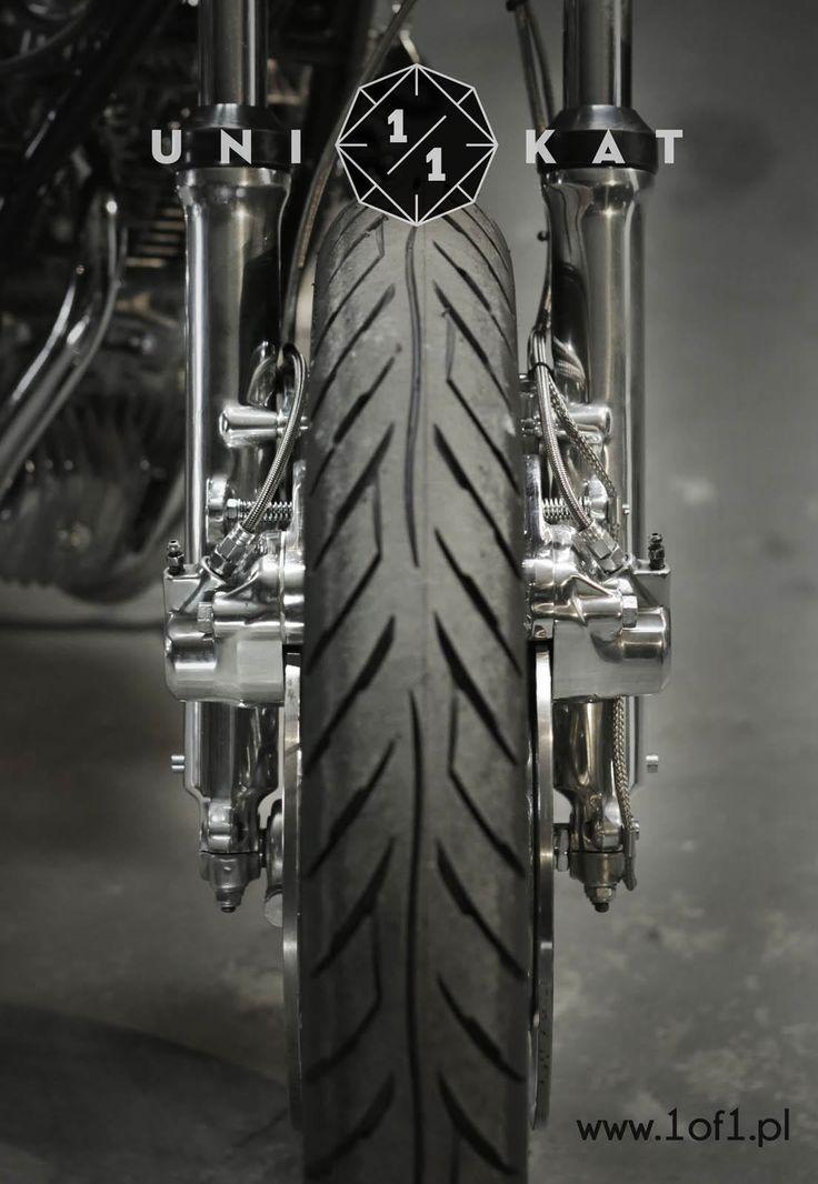 Honda CB550 Unikat