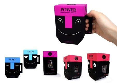 Your packaging smile for the morning.