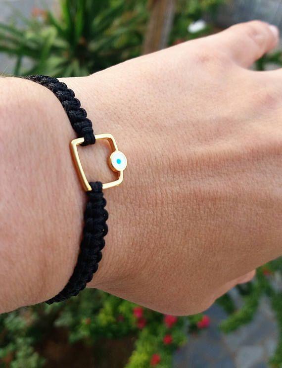 Bracelet Greek jewelry Macrame bracelet Made in Greece