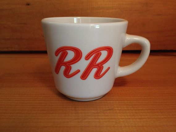 Official 2012 Twin Peaks Merchandise RR Diner by AntiqueApartment