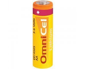 OmniCel ER14505 3.6V 2400mAh AA Lithium Button Top Battery by Omni. $2.69. This Size C ER26500 Lithium Thionyl Chloride battery is ideal for and widely used in utility metering, alarms and security devices, memory back-up, tracking Systems, SART and EPIRB devices and many others. This size C ER26500 Lithium Thionyl Chloride battery is an ideal long lasting power source for the Musson 502 SART (Search and Rescue Transponders), and the SOLAS 9 SART. Diving Strobe Lights mad...