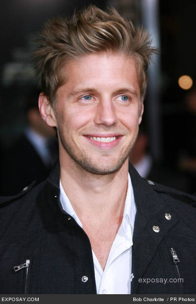 Matt Barr as Cary Taylor