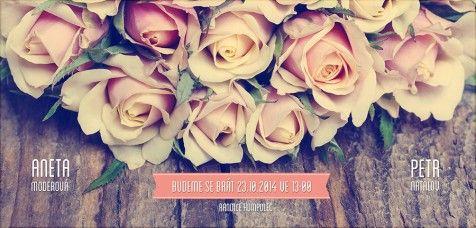 Svatební oznámení 146