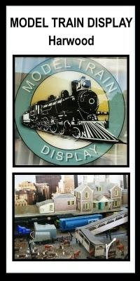 Model trains*