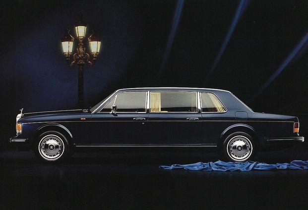 1990 Limousine Carat by Duchatelet