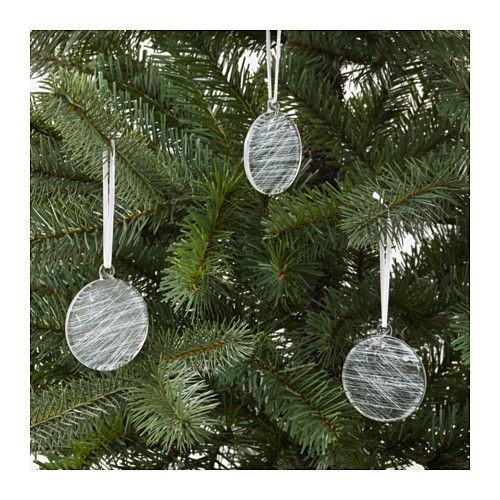 Vinter 2017 Hanging Decoration Ikea Christmas On 56th St
