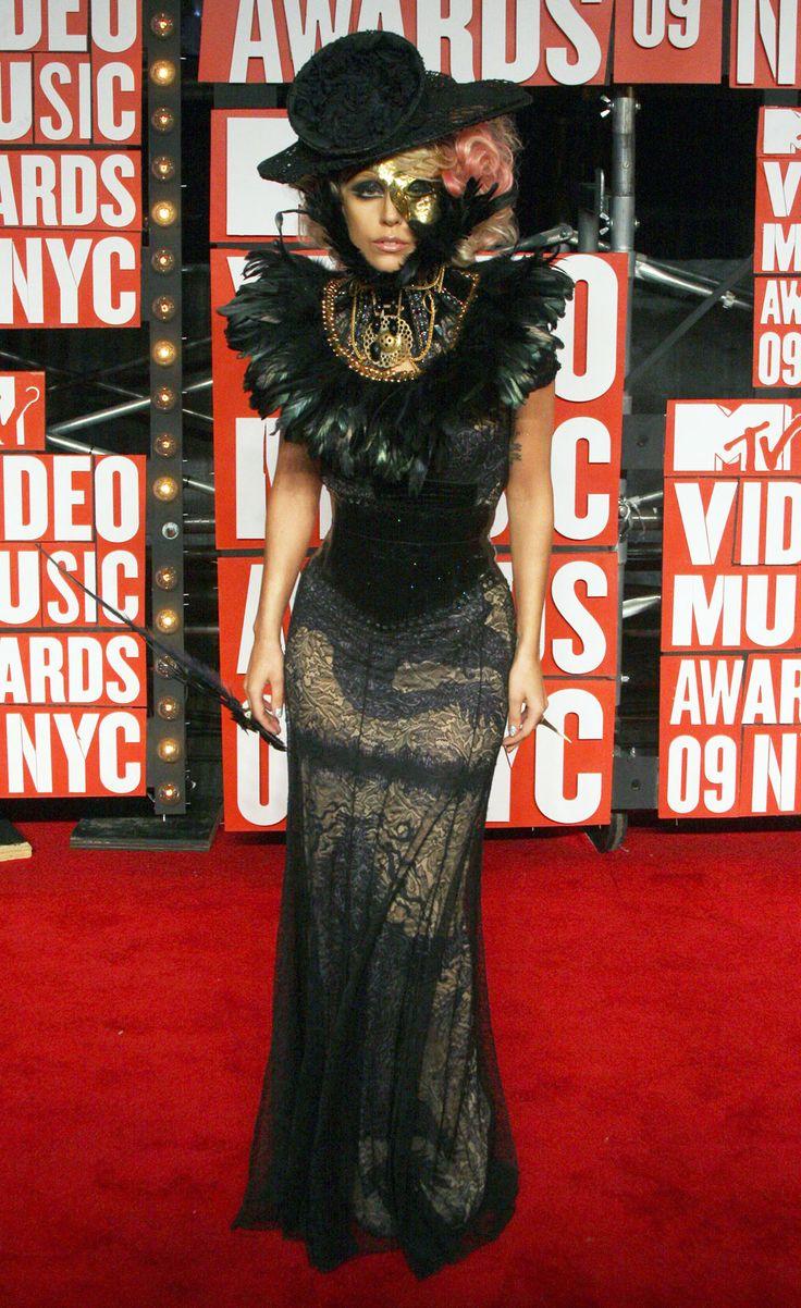 Lady Gaga VMA 2009 - FABulousMusic Inspiration, Googoo, Celebrities Style, Inspiration Celebrities, Lady Gaga, Fabulous Click, Gaga Vma, Gaga Outfit, Vma 2009