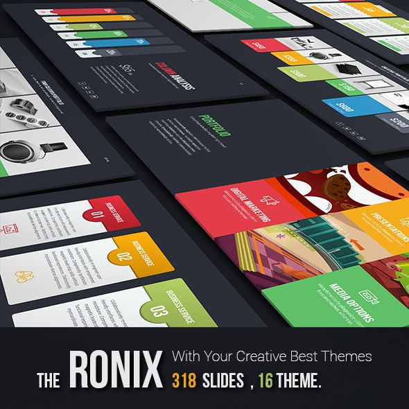 Ronix Creative Theme
