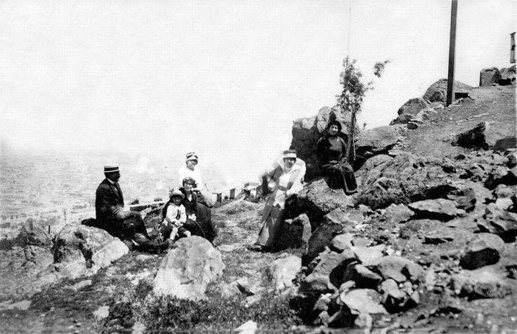 Cerro San Cristobal 1919