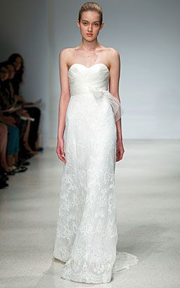 Christos Lyla Size 2 Wedding Dress For Sale