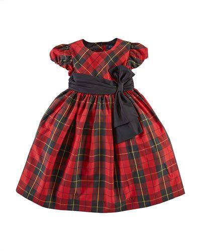 little girl christmas dress // ralph lauren children