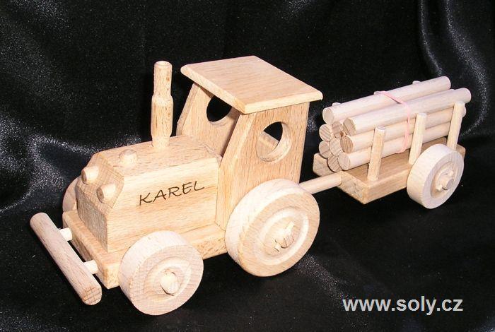 Dřevěné hračky - Dřevěné hračky pro děti SOLY.cz