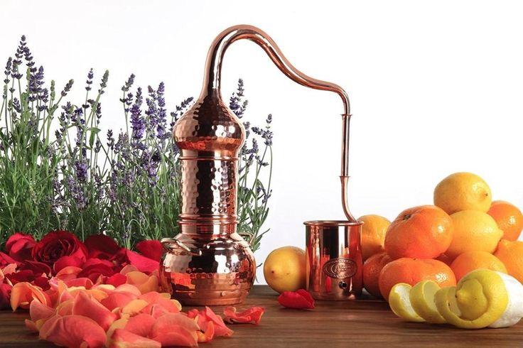 #ebay#Distillation#Column#Still#Copper#Keg#Kit#Distilling#Pot Ethanol#Beer#Whiskey 0.5