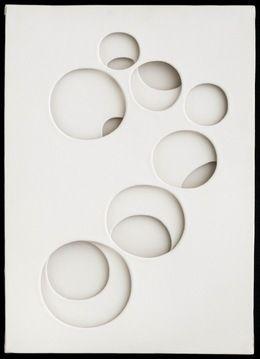 Paolo Scheggi, 'intersuperficie curva bianca ,' 1969, Galleria il Ponte