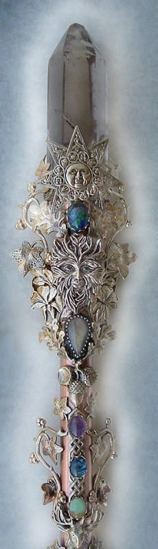 Crystal Wand-beautiful