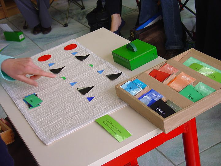 Méthode Montessori, vers l'autonomie