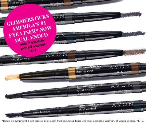 Dual Ended Eyeliner by avon #19