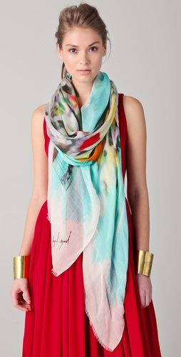 Yigal Azrouel Scarf