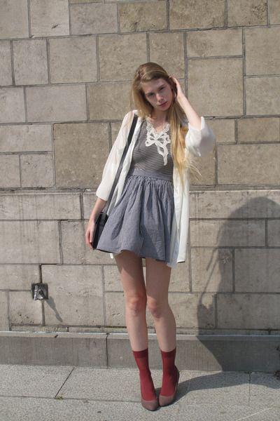 #white coat #2dayslook #maria257893 #whitejacket  http://pinterest.com/maria257893