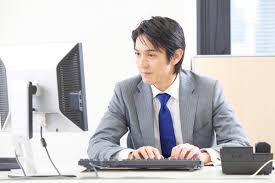 Image result for サラリーマンオフィス