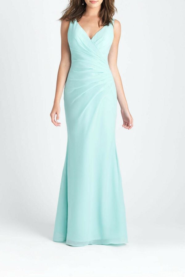 Allure Bridals Lace Back Bridesmaid Dress on sale $99