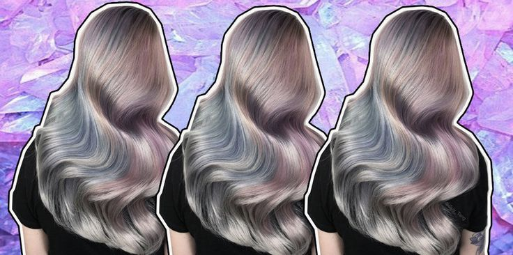 Metallic Hair Dye Now Exists And It'll Give You The Rose Gold Locks Of Your Dreams  - Seventeen.com