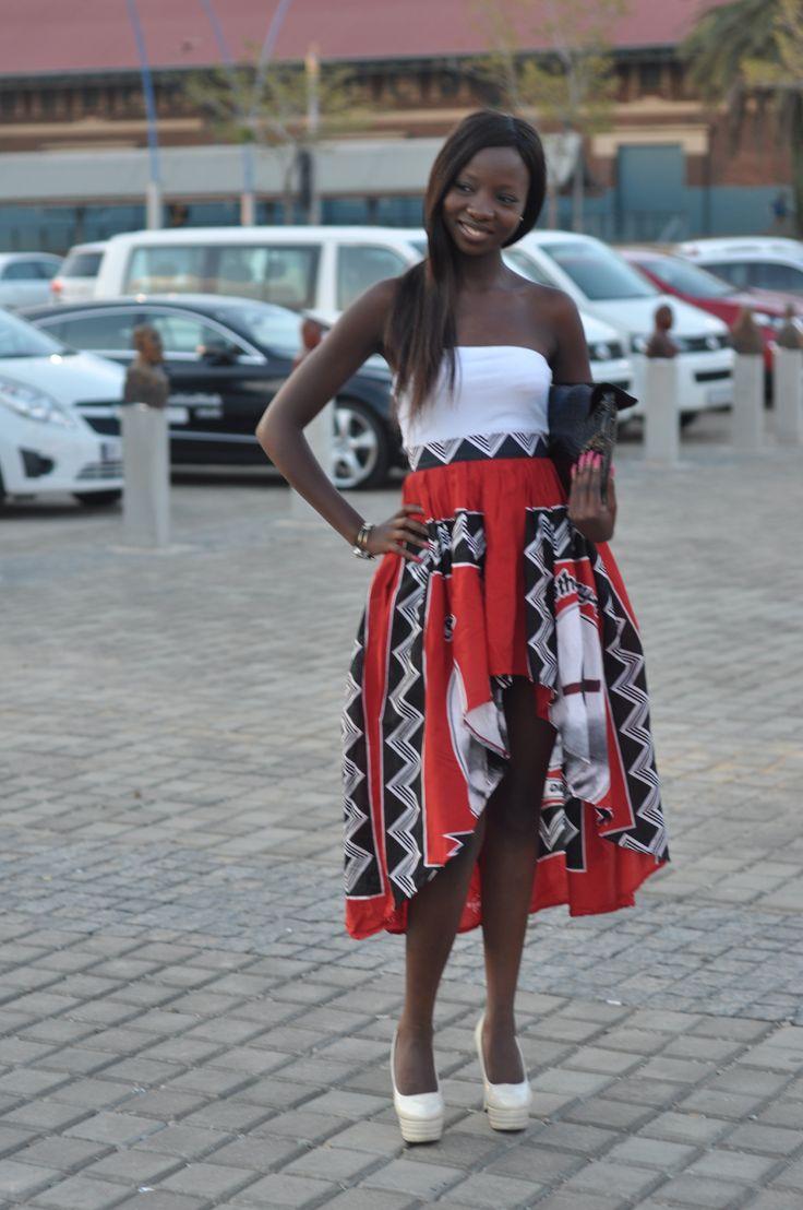 Joburg Fashion Week Autumn/Winter - South African Fashion.