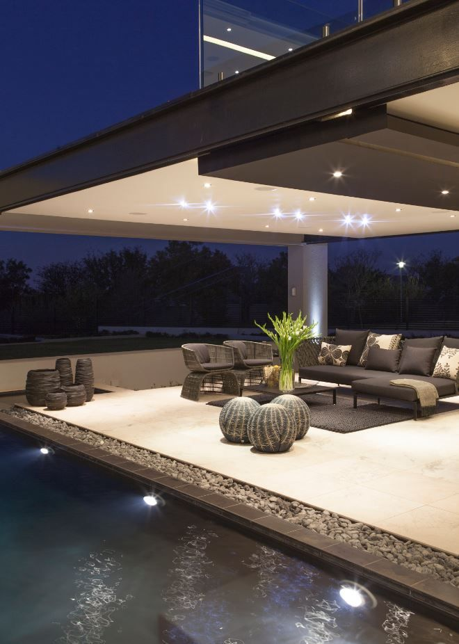 House Ber | Entertain | Nico Van Der Meulen Architects, MSquare Lifestyle Design & Necessities Pools Luxury Entertain Outdoor Design  Architecture Decor