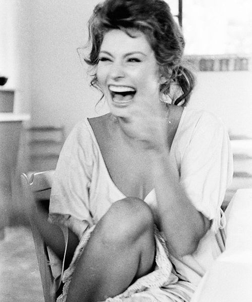 Beauty is how you feel inside, and it reflects in your eyes. It is not something physical.HAPPY BIRTHDAY SOPHIA LOREN!| September 20, 1934