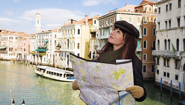 How to not look like a tourist in Italy.