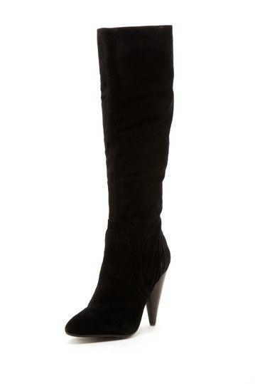 Biviel Layered Tall Boot