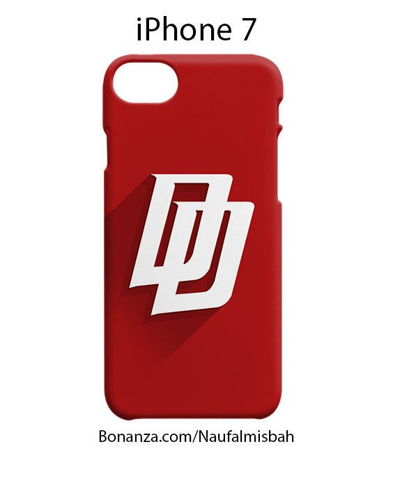 Daredevil Logo iPhone 7 Case Cover Wrap Around