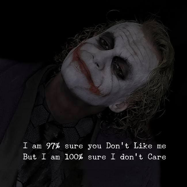 I M 97 Sure You Don T Like Me Joker Quotes Psycho