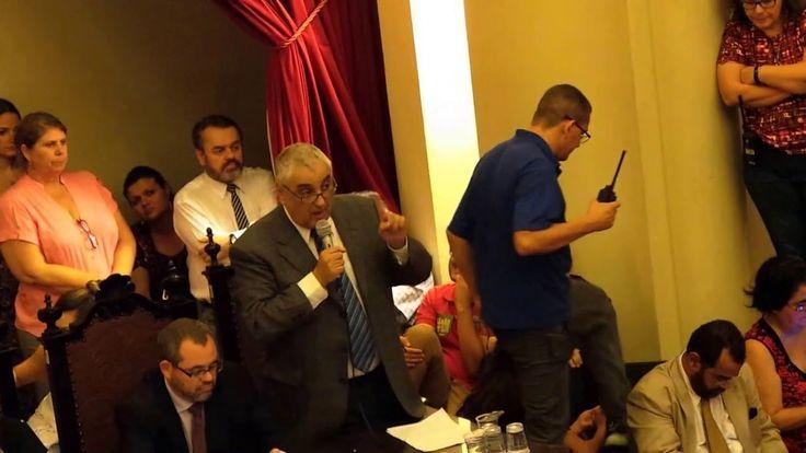 Sérgio Salomão Shecaira: estamos pela prisão de Sergio Moro!