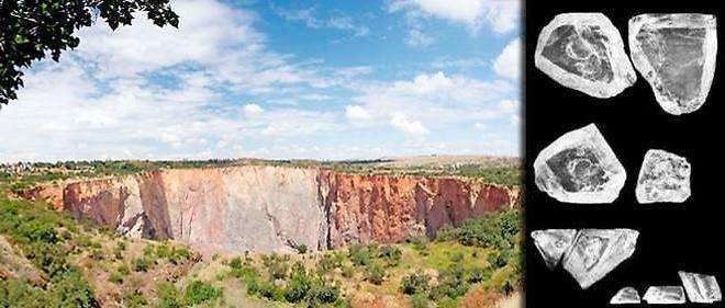 26 janvier 1905 ♦ Un mineur sud-africain trouve le plus gros diamant du monde avec 621 grammes.