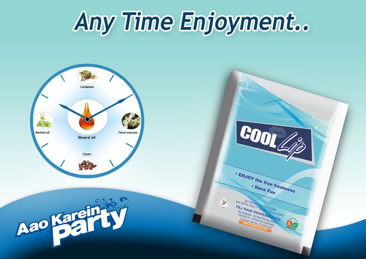 Now Enjoy anytime real freshness enjoyment with ‪#‎coollip‬  ‪#‎coollipmouthfreshner‬.