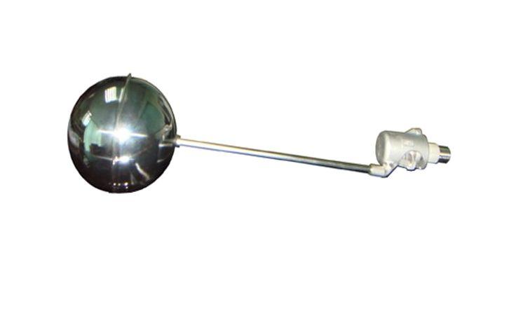 Van phao bi bằng thép không  gỉ - Stainless Steel Floating Ball Valve