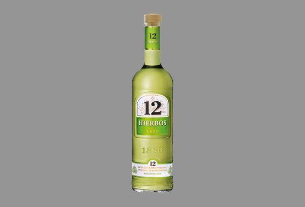 """Zuwachs in der Markenfamilie Ouzo 12: """"12 Hierbos"""""""