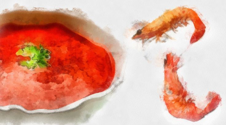 Shrimp (Teke) Soup