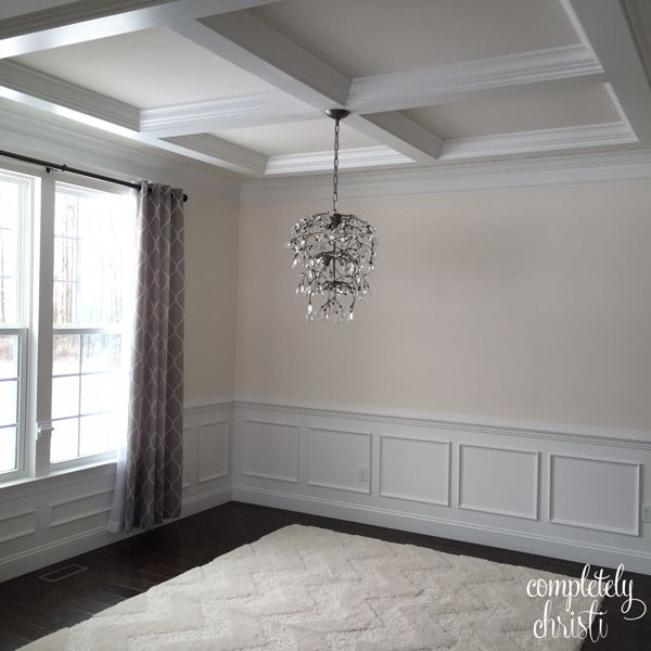 Pottery Barn Bella Chandelier In Formal Dining Room Making Our House A Home