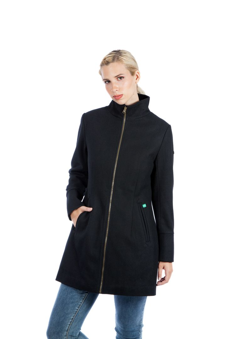 Modern Eternity BRITTANY - 3-in-1 Semi-fitted Maternity Wool Coat    #maternityclothes #maternitycoat #maternityjacket #maternity #ModernEternity