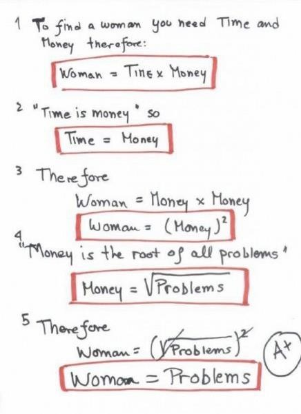 Mathematics of cunnilingus