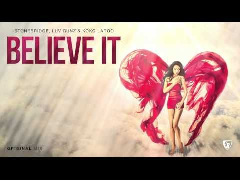Check the awesome Third° teaser video for BELIEVE IT on YouTube