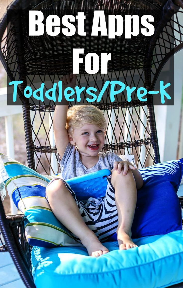 Best Apps for Toddlers/Pre-K with Amazon Underground | Happily Hughes