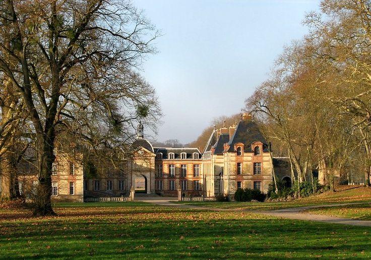Château de Pontchartrain - Jouars-Pontchartrain, Ile-de-France