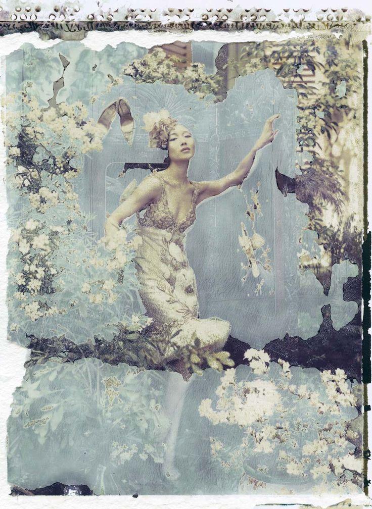 New York : Cathleen Naundorf à la galerie Edwynn Houk - L'Œil de la photographie