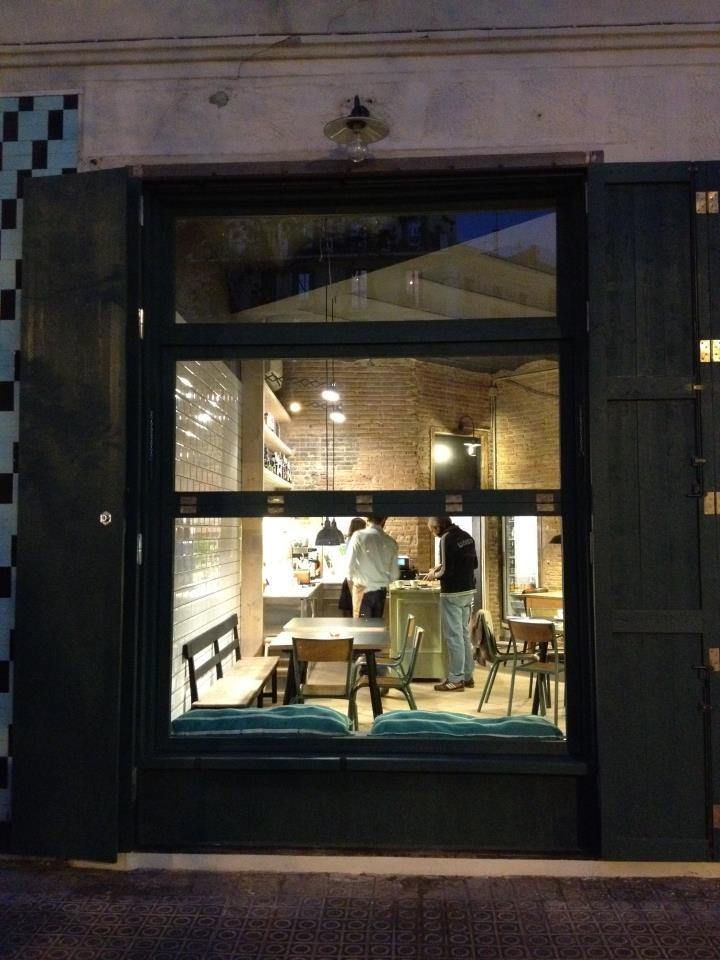 Tarannà Cafè, Barcelona.