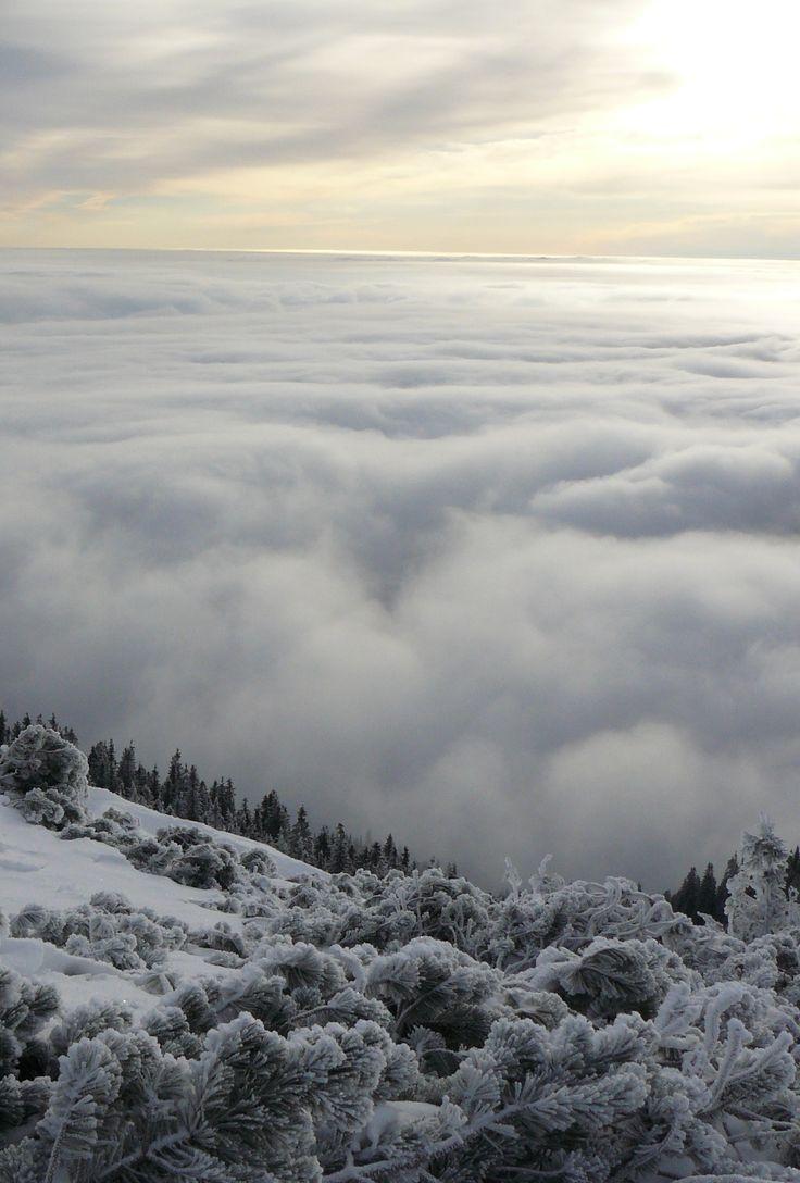 Ceahlau Massif, Romania