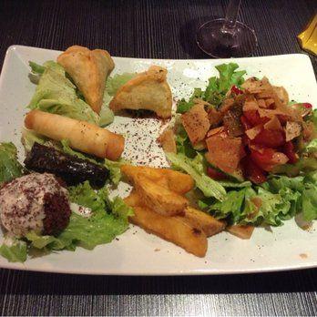 Jazzique - restauration rapide libanaise - Lille, France
