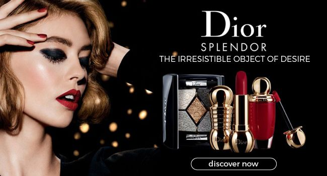 Lips in velvet hues, nails that shimmer with festive light, a gaze swept with intense smoky shadow: Peter Philips, the Dior Makeup Creation and Image Director, celebrates flamboyantly glamorous beauty for the holidays!